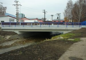 Oprava mostu ev.č.11-092b Šumperk (2012)